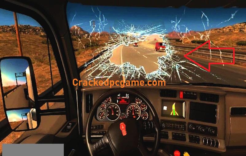 American Truck Simulator Crack Download