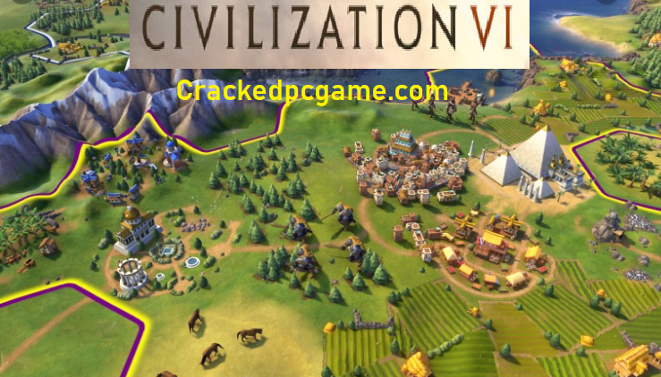 Civilization VI Crack Pc Game Download Free Full Torrent