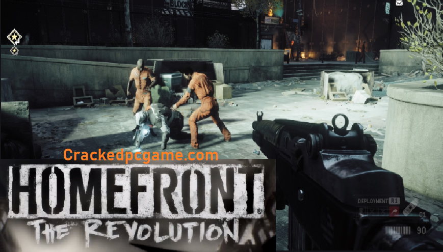 Homefront: The Revolution Crack Pc Download Free Game Full Torrent