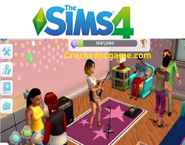 The Sims 4 Crack Full Download PC Game With Serial Key [Free]