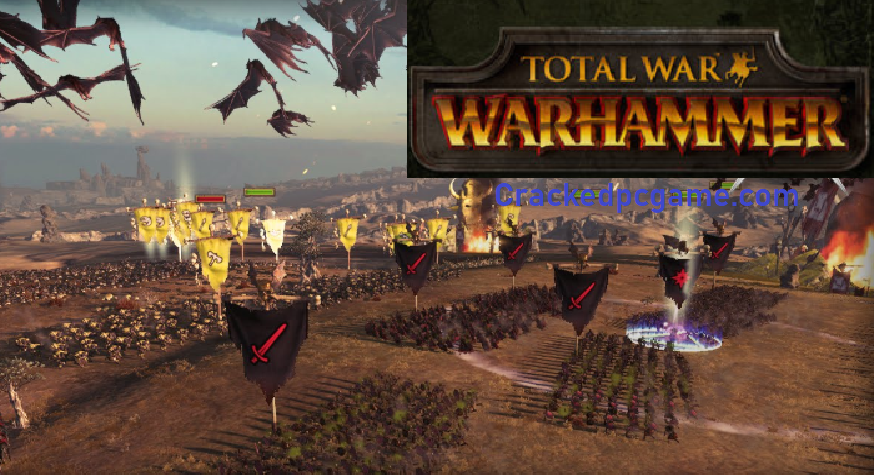 Total War Warhammer Crack For Pc Free Download + Torrent