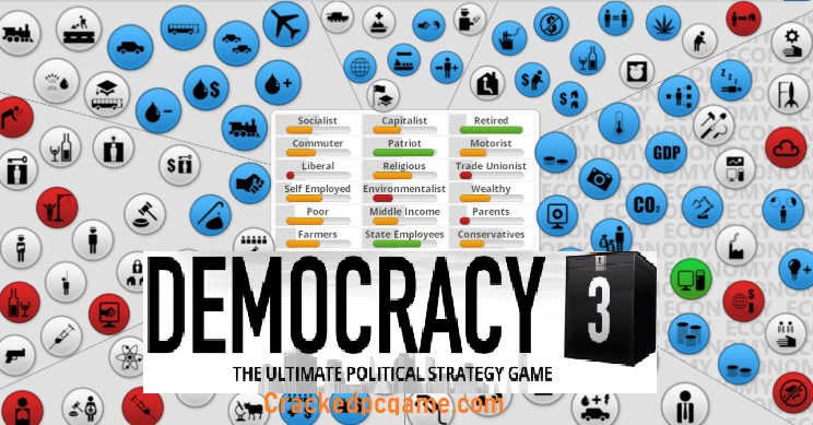 Democracy 3 Crack Free Download For Pc Game Full Torrent