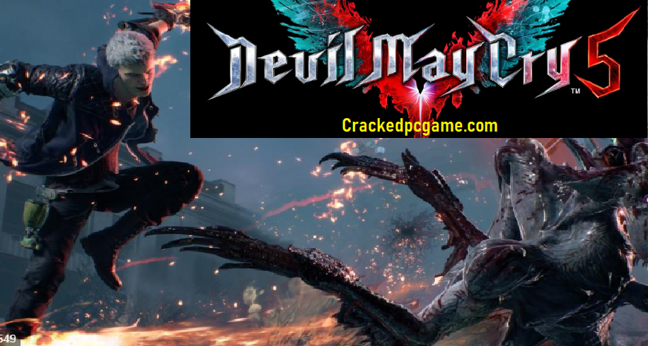Devil May Cry 5 Crack Pc Download Free Game Full Torrent