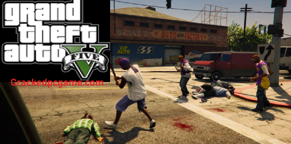 Grand Theft Auto V Crack Pc Download Free Game Full Torrent