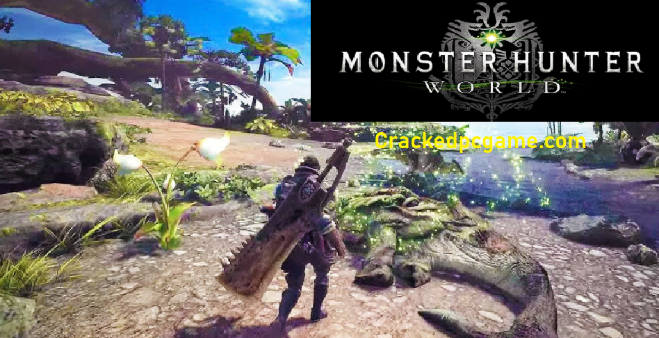 Monster Hunter World Crack Pc Download Free Game Full Torrent