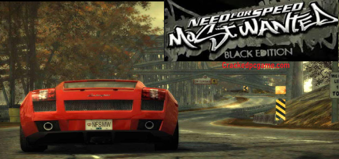 Need For Speed Most Wanted Black Edition Crack + Torrent