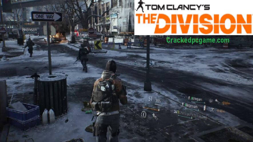 Tom Clancy's The Division Crack For Pc Game Download Full Torrent