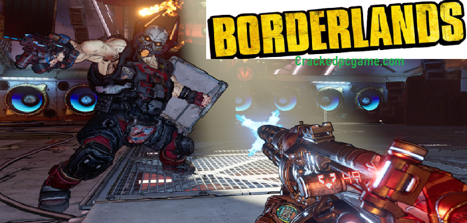 Borderlands Crack Free Download For Pc Game Full Torrent