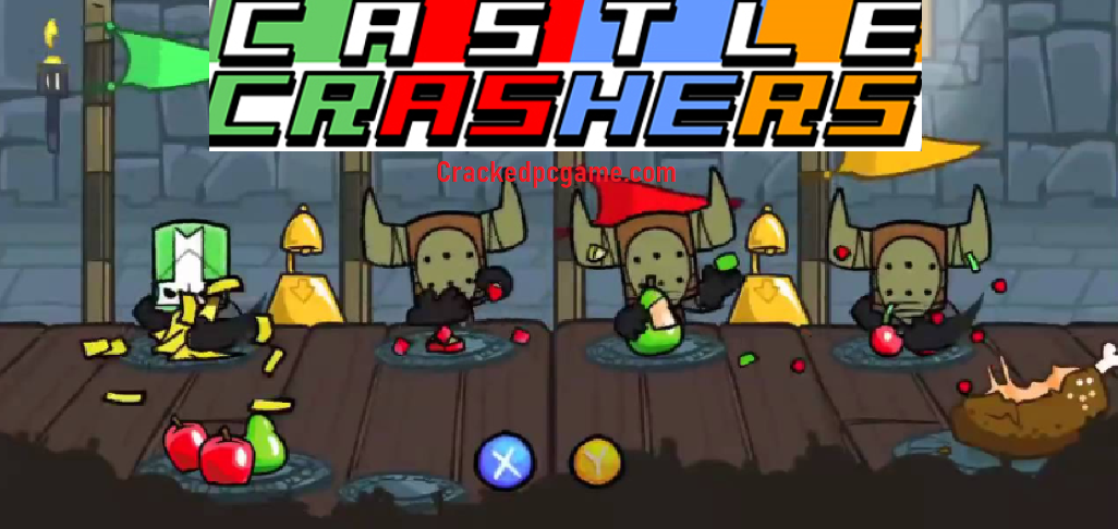Castle Crashers Crack For Pc Download Free Torrent Game