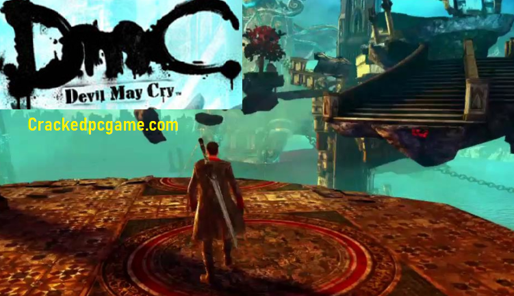 DmC: Devil May Cry Crack Pc Download Free Game Full Torrent