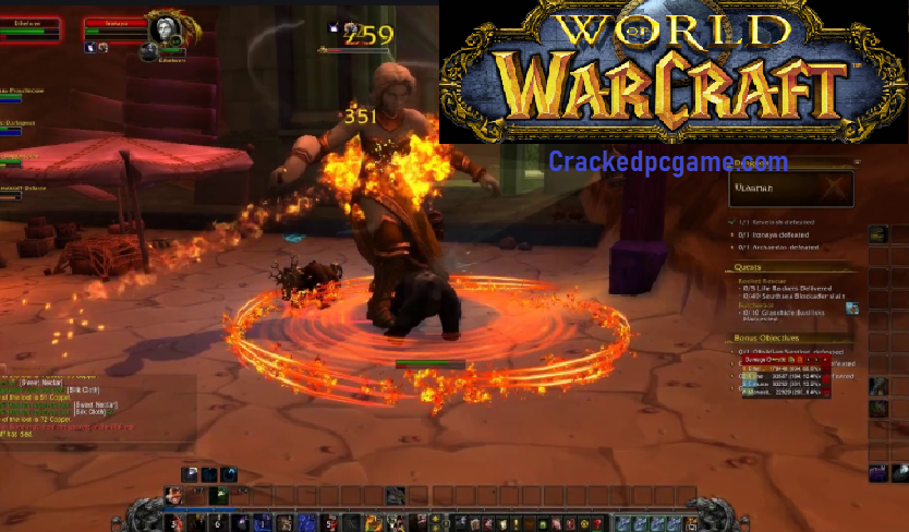 World of Warcraft Crack Download Free Full Version Pc Game With Torrent
