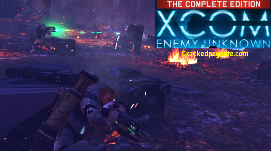 XCOM: Enemy Unknown Crack Free Download For Pc Game Full Torrent