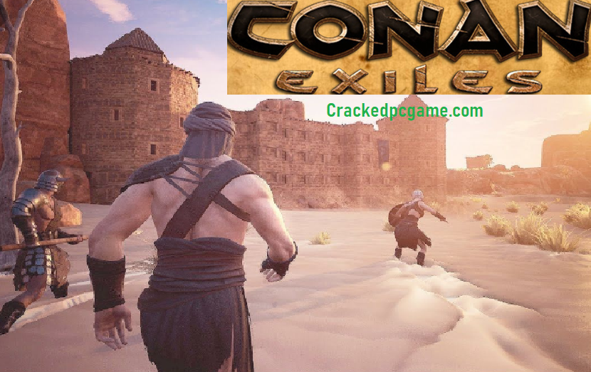 Conan Exiles Crack For Pc Download Free Game With Torrent