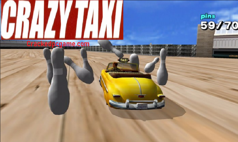 Crazy Taxi Crack For Pc Game Download Free With Torrent