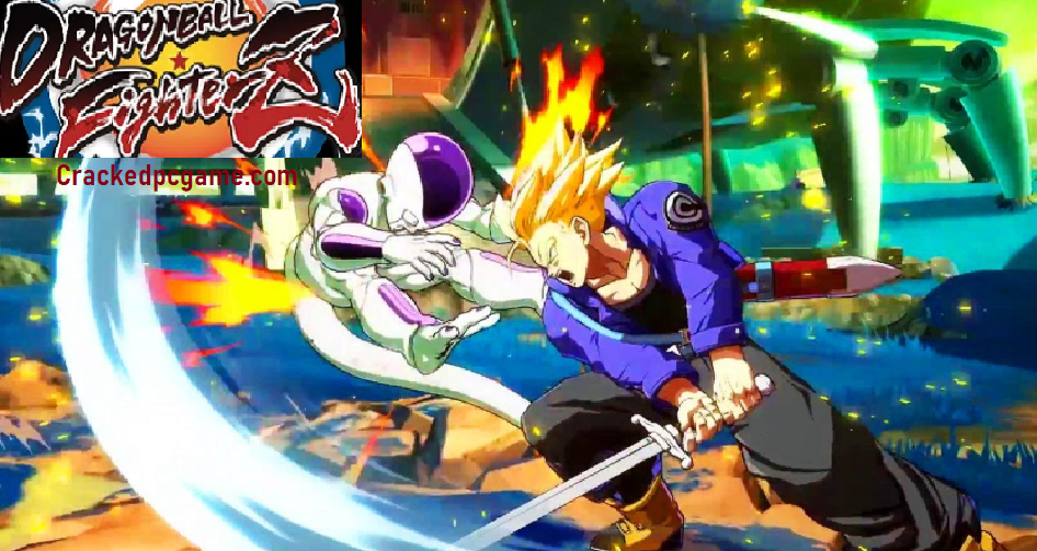 Dragon Ball FighterZ Crack Pc Download Free Game Full Torrent