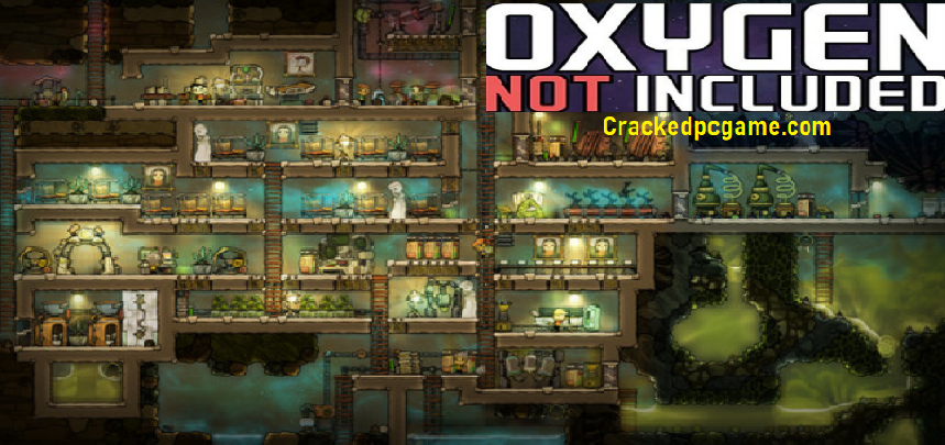 Oxygen Not Included Crack Free Download For Pc Game Full Torrent