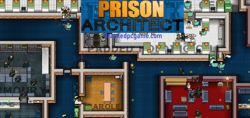 Prison Architect Crack Free Download For Pc Game Full Torrent