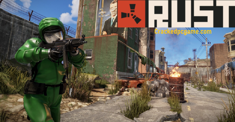 Rust Crack For Pc Download Free Game Full Torrent Get All