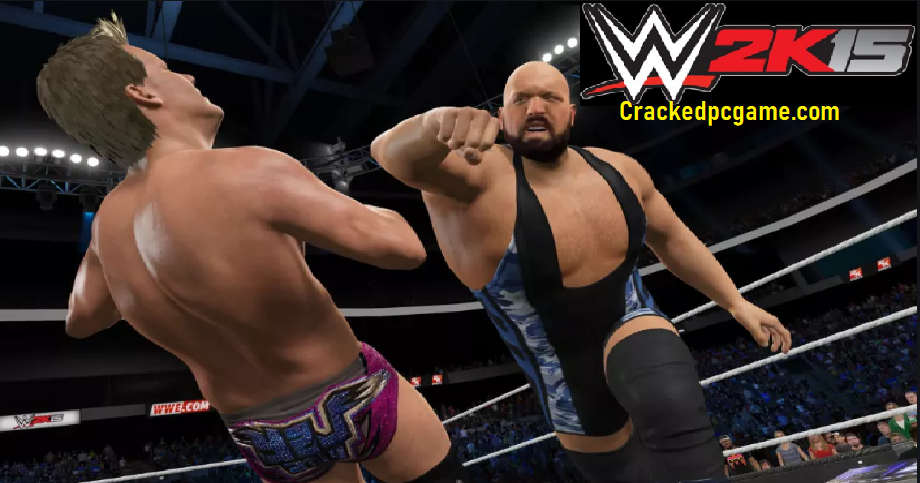 WWE 2K15 Crack For Pc Download Free Game Full Torrent