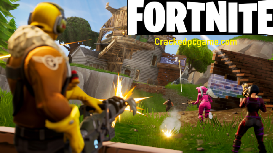Fortnite Crack For Pc Download Free Game Full Torrent Is Here