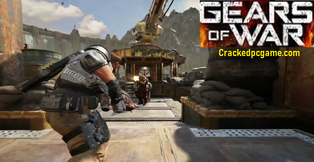 Gears of War Crack For Pc Download Free Game Full Torrent