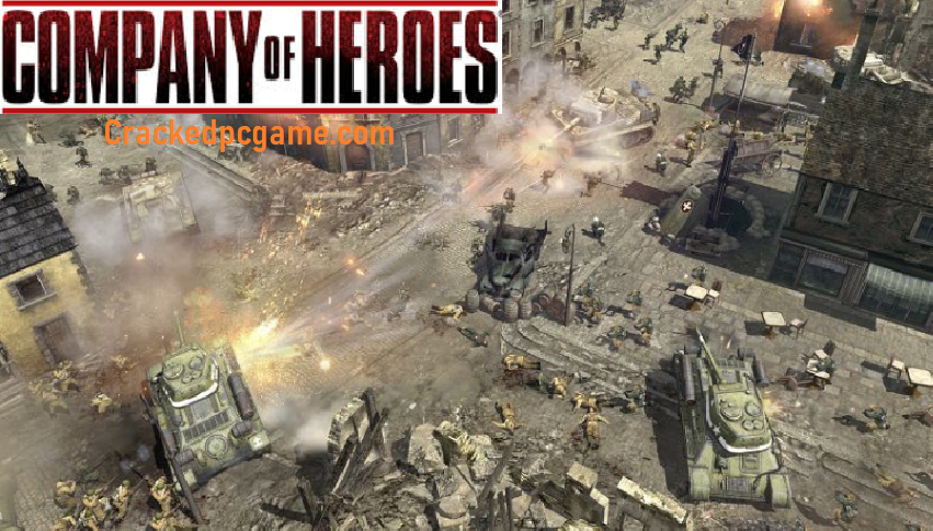Company of Heroes Crack Free Download For Pc Game Full Torrent